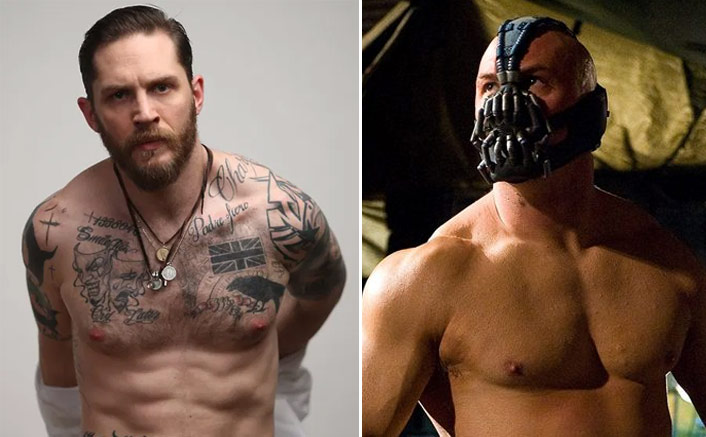 Did You Know? For The Dark Knight Rises, Tom Hardy Had A 'Pancake' Makeup - [Fact-O-Meter]