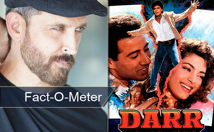 Did You Know? Hrithik Roshan Is The Man Behind Shah Rukh Khan's Darr Title - [Fact-O-Meter]