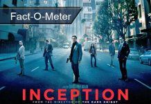 Did You Know? Inception Was The 3rd Most Pirated Film Of 2010 & Its Downloads Will Blow Your Mind - Fact-O-Meter