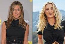 Did You Know The Big Bang Theory Star Kaley Cuoco Has Worked With Jennifer Aniston Before?