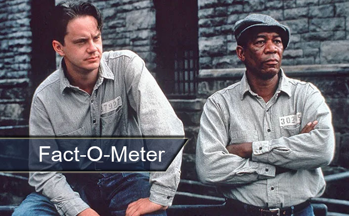 Did You Know? The Shawshank Redemption Earned THREE Times More In Home Video Sales Than Its Box Office Run - [Fact-O-Meter]