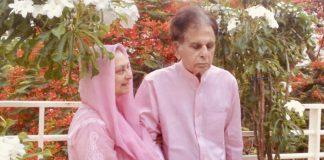Dilip Kumar, Saira Banu clicked twinning in pink