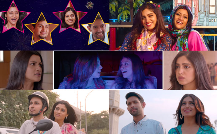 Dolly Kitty Aur Woh Chamakte Sitare Trailer OUT! Konkona Sen Sharma & Bhumi Pednekar Are Set To Light Up The Sky