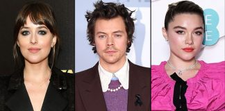 Don't Worry Darling: Olivia Wilde Brings Harry Styles, Dakota Johnson & Florence Pugh Together; Is This A Dream?
