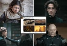 Dune Trailer REACTION: Timothée Chalamet & Zendaya Fans Are Going GAGA Over Their Upcoming Movie!