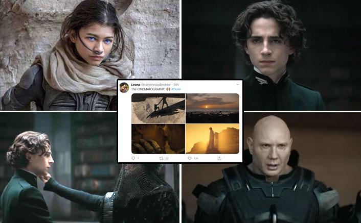 Dune Trailer REACTION: Timothée Chalamet & Zendaya Fans Are Going GAGA Over Their Upcoming Movie!