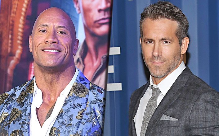 Dwayne Johnson AKA The Rock RIPS His Gate Apart, But It's Ryan Reynolds's Comment That's Breaking The Internet
