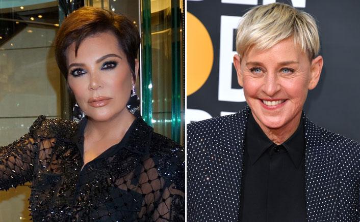 Ellen DeGeneres Finds Support In Kris Jenner Amid Toxic Work Environment Allegations