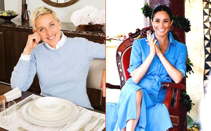 Ellen DeGeneres' Mean Joke On Prince Harry Choosing Another Woman Over Meghan Markle Grabs Eyeballs