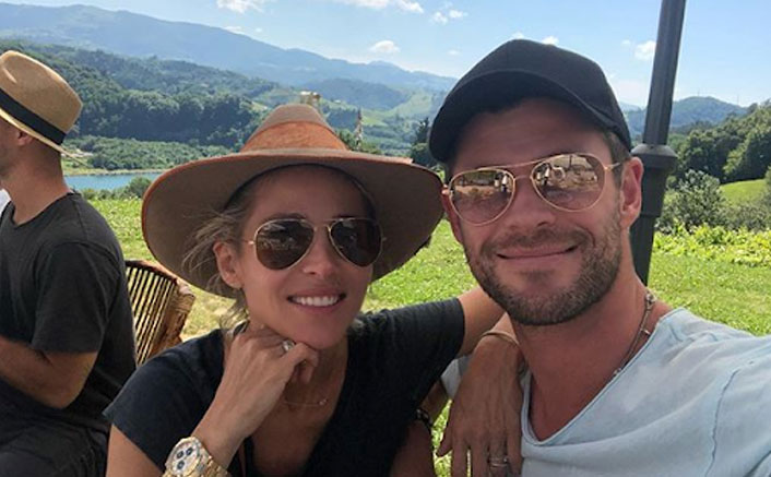 Chris Hemsworth's Wife Elsa Pataky Wishes Him 'Happy Father's Day' In The Most Unique Way