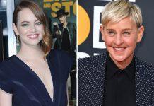 Emma Stone Accuses Ellen DeGeneres Of Being Bullied On The Sets Of The Ellen DeGeneres Show