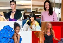 Emmy 2020: FRIENDS' Jennifer Aniston, Courteney Cox To Zendaya & Jameela Jalil – Red Carpet Looks From Home!