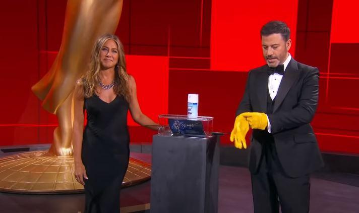 Jennifer Aniston/ Emmy Awards 2020