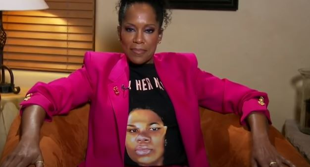 Regina King/ Emmy Awards 2020