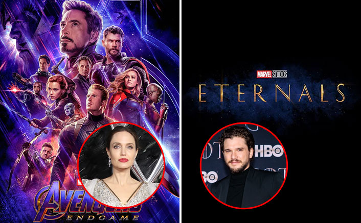 Eternals Ft. Angelina Jolie & Kit Harington To Be BIGGER Than Avengers: Endgame, Director Shares Scoop!