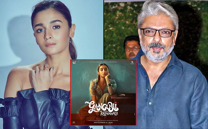 Alia Bhatt EXCLUSIVE! Starts Shooting For Sanjay Leela Bhansali's Gangubai Kathiawadi From Today