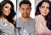 EXCLUSIVE Koena Mitra-Aamir Khan-Kangana Ranaut