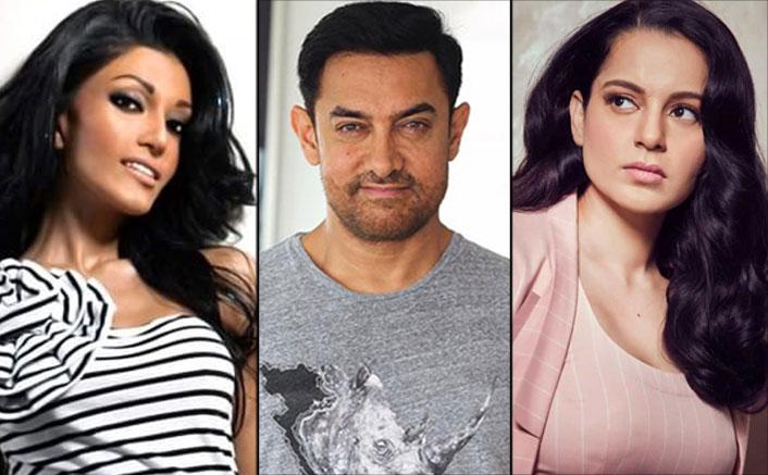 "Koena Mitra Backs Kangana Ranaut, Takes A Dig At Aamir Khan & Other B'wood Actors: ""Unka Ghar Toda Nahi Gaya Tha"""