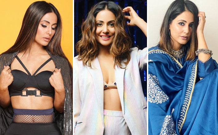 "EXCLUSIVE! Naagin 5 Actress Hina Khan On Her Fashion Choices: ""Not Someone Who Goes By Trend Books"""