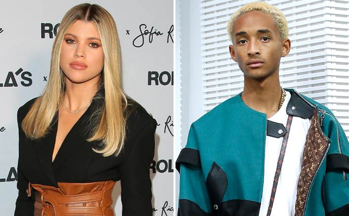 Exes Sofia Richie & Jaden Smith Enjoy A Day At The Beach Before Dining Together