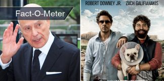 Fact-O-Meter: Did You Know? Alan Arkin As Robert Downey Jr's Father Didn't Make It To The Final Cut Of Due Date