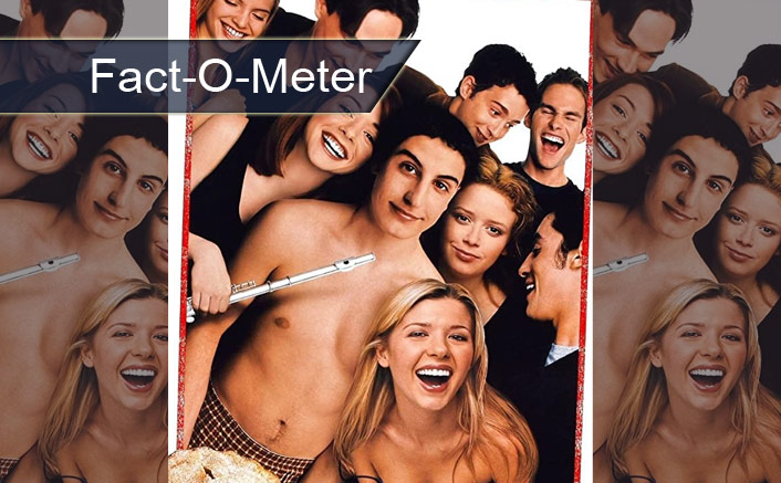 Fact-O-Meter: Did You Know? American Pie Was Certified With R Rating After Four Attempts