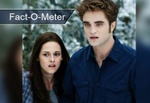 Fact-O-Meter: Did You Know? Kristen Stewart-Robert Pattinson's Twilight Earned $201 Million Through Home Media