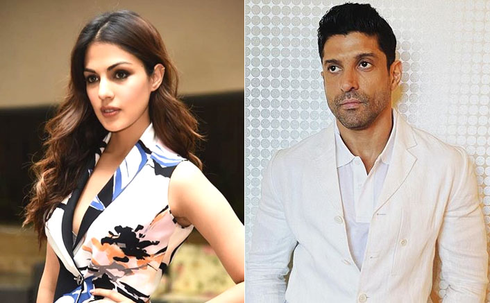 "Farhan Akhtar Supports Rhea Chakraborty: ""Media Coverage That Surmise & Denigrate Her Character, Behaviour Serve No Purpose"""
