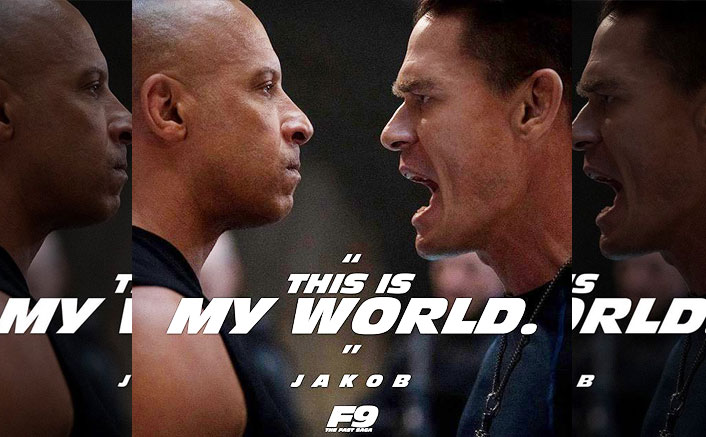 Fast & Furious 9: Vin Diesel & John Cena Starrer To Head To Outer Space!(Pic credit: Instagram/thefastsaga)