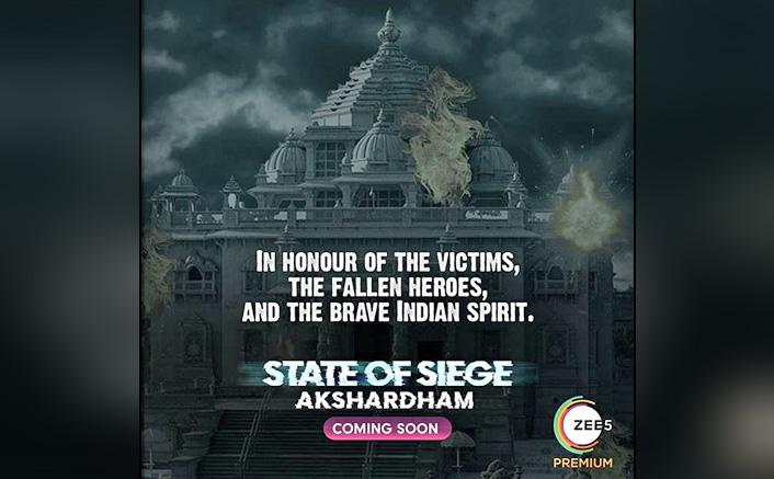 Zee5 To Produce Film Based On Akshardham Temple Terror Attack