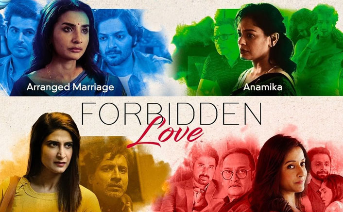 Four top filmmakers unite to tell forbidden stories of love
