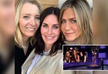 "FRIENDS Reunion At Emmys 2020: Jennifer Aniston On Courteney Cox, ""We've Been Roommates Since 1994"" WATCH"