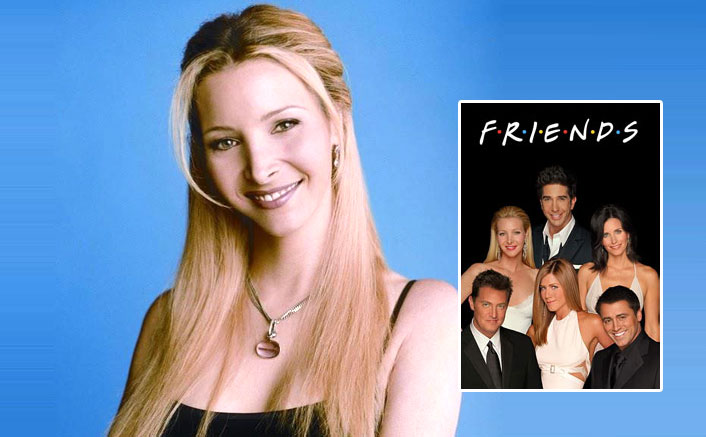 FRIENDS: When Lisa Kudrow Turned Into Phoebe Buffay While Accepting An Award
