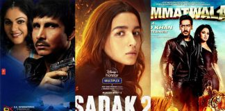 From Alia Bhatt's Sadak 2 To 2 Ajay Devgn Films – Top 5 Worst IMDb Rated Films!