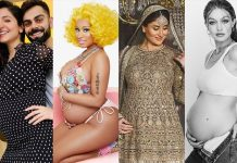 From Kareena Kapoor Khan To Gigi Hadid, Celebrities Who Rocked Pregnancy Fashion