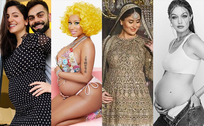 Kareena Kapoor Khan To Gigi Hadid, Celebrities Who Redefined Pregnancy & Gave Fashion Goals!