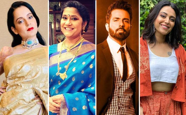 From Renuka Sahane To Swara Bhasker - Celebs React To Kangana Ranaut's Insensitive POK Tweet