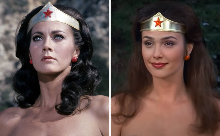 Gal Gadot Dons The '70s Look Of The Original Wonder Woman Lynda Carter In This Deepfake Video