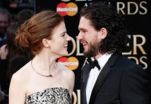 Game Of Thrones Couple Kit Harington & Rose Leslie Are Expecting Their First Child!