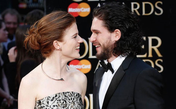 Game Of Thrones Couple Kit Harington & Rose Leslie Expecting Their First Child & Jon Snow Knows A Lot!