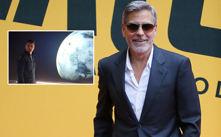 George Clooney's First Look From The Midnight Sky Out & There's Some Serious Gravity Déjà Vu Here!