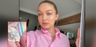 Gigi Hadid Shares Baby ZiGi's New Gifts From Taylor Swift & Donatella Versace