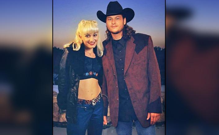 "Gwen Stefani Photoshops Gavin Rossdale's Face With Blake Shelton; Fans Say, ""What A Burn!"""
