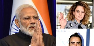 Happy Birthday PM Narendra Modi: Kangana Ranaut, Ranvir Shorey & Other Celebs Pour In Their Wishes!