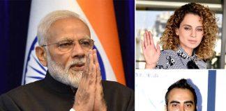 Happy Birthday PM Narendra Modi: Kangana Ranaut, Ranvir Shorey & Other Celebs Pour In Their Wishes!
