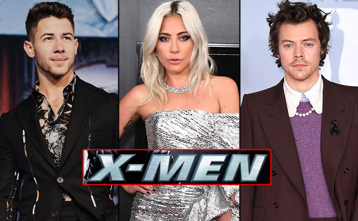 Harry Styles, Nick Jonas & Lady Gaga To Be A Part Of Marvel's X-Men Reboot?