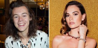 Harry Styles To Star Alongside Lily James In Amazon's LGBTQ Love Story 'My Policeman'