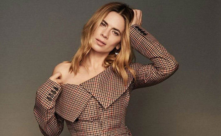 Hayley Atwell is a maple syrup fan