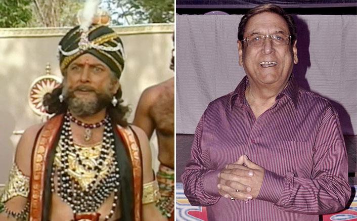 Mahabharat: When Gufi Paintal AKA Shakuni Mama Was Threatened By A Fan
