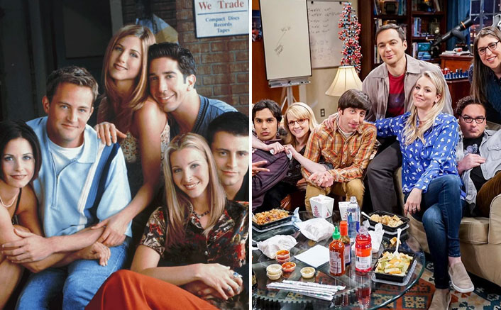 FRIENDS VS The Big Bang Theory: Let's Settle The Debate, Once & For All - VOTE NOW!